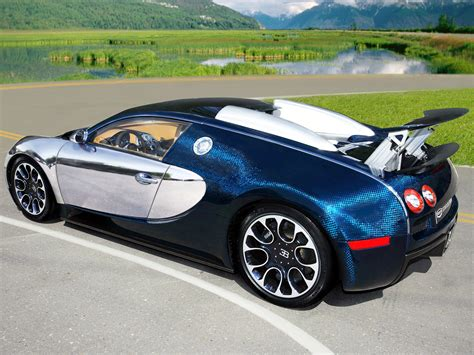 Bugatti displayed a concept car called the eb 18/4 veyron which outlined the basic shape for future versions. Wallpaper : sports car, Bugatti Veyron, performance car, 2012, netcarshow, netcar, car images ...