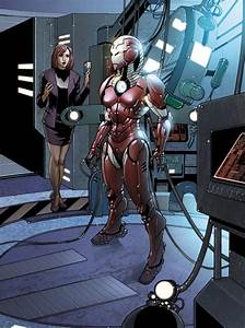 Pepper Potts Might Get to Rescue Tony Stark - All Geek to Me