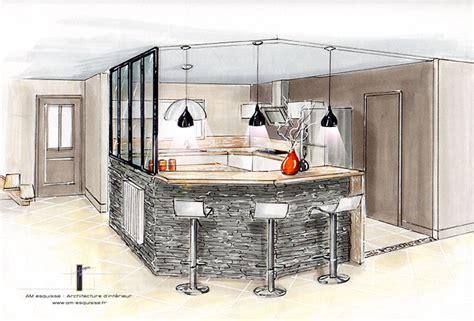 stunning cuisine avec verriere ideas matkin info matkin info