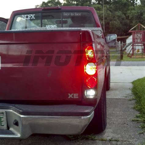 nissan hardbody tail lights for 1986 1997 nissan hardbody pickup d21 jdm black rear
