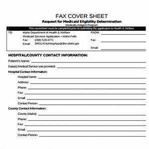 Fax Cover Page Word Template Free 7 Sample Fax Cover Sheet Templates 2in Pdf Ms Word