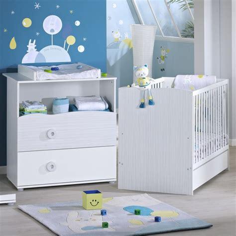 chambre bebe sauthon soldes chambre bébé duo nino lit commode 30 sur allobébé