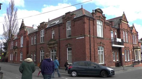 The First Chorley Hospital - YouTube