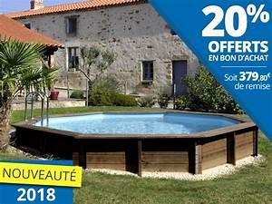 Piscine Bois Ronde : piscine bois ronde alcira sunbay ~ Farleysfitness.com Idées de Décoration