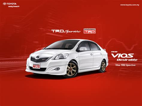 Toyota Vios 4k Wallpapers by Toyota Vios Trd Wallpaper