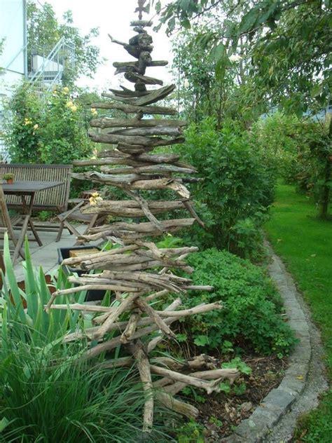 Gartendeko Holz Zum Selber Machen by Gartendeko Selbstgemacht Holz Gartendeko Aus Holz Selber
