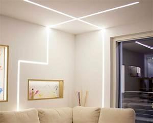 Illuminazione Led Soggiorno ~ Il meglio del design degli interni