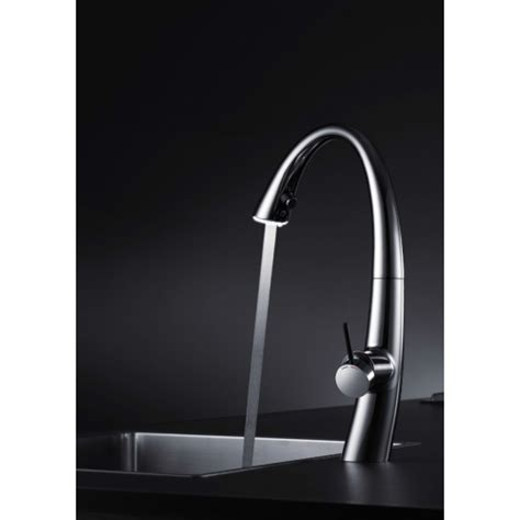 KWC ZOE Single Lever with Pull out Aerator and LED Lights