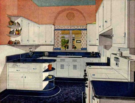 58 Best 1940's Kitchen Images On Pinterest  Discover More