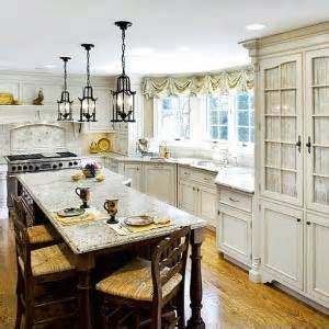 cottage style kitchen island country light fixtures kitchen