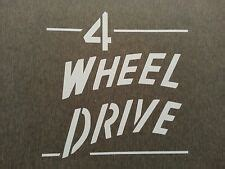 willys decal ebay