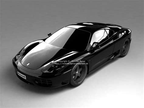 Black Sport Cars Wallpapers 5 Background Wallpaper