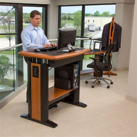 stand up desks standing desk workstation costco stand up desk type 32