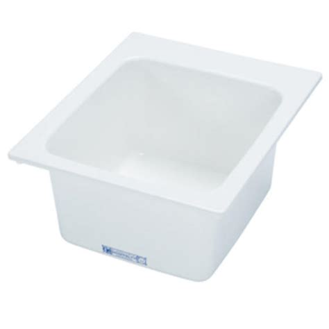Mustee Utility Sink 10 by Mustee 17 In X 20 In Fiberglass Self Utility Sink