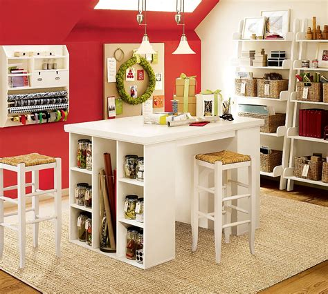 paisley craft room inspirations