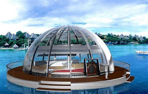 Houseboat Ocean by Nine Eco Friendly Houseboats