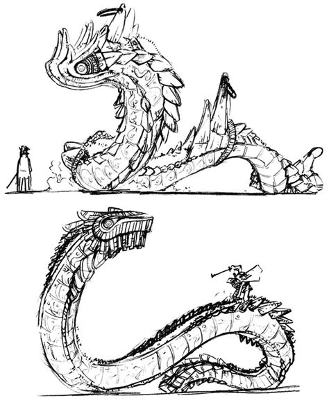 Shadow Of The Colossus Concept Art Monster Hunter Game