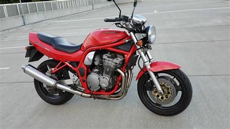 97 Suzuki Bandit 600 by Suzuki Bandit 600 N Original And Stock 1997 Before