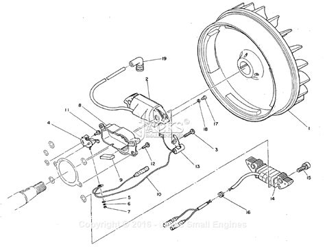 Robin Subaru Parts Diagram For Magneto With