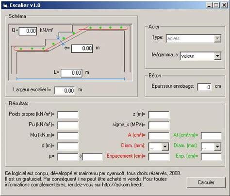 logiciel calcul d un escalier quart tournant 28 images calculer les dimensions de votre