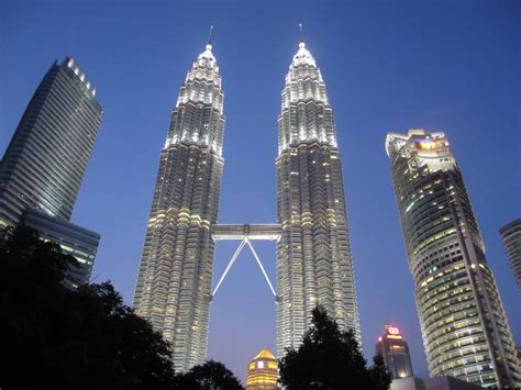 For The Best View Of The Petronas Towers  Man Vs World