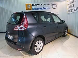 Renault Scenic 3 Occasion : voiture occasion renault scenic iii dci 105 eco2 expression 2010 diesel 29000 quimper finist re ~ Gottalentnigeria.com Avis de Voitures