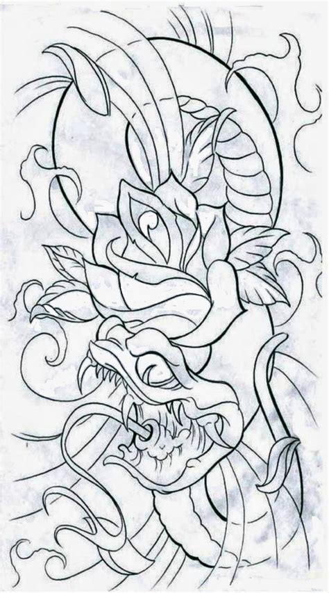 tattoos book   printable tattoo stencils snake