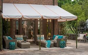 sunbrella awning sunbrella With markise balkon mit maritime tapeten