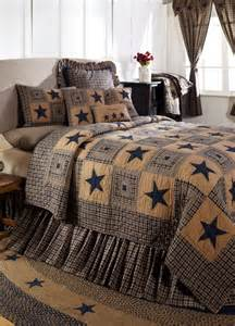 Primitive Quilts and Bedding
