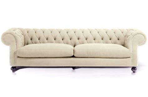 canape chesterfield tissu canapé chesterfield velours 3 places clouté beige
