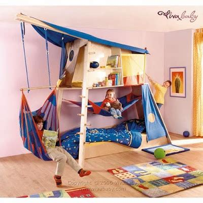 The Boo And The Boy Cool Kids' Beds From Viva Baby