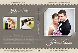 Wedding DVD Cover Template 08 by rapidgraf | GraphicRiver