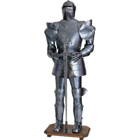 Decorative Suit Of Armor by Ancient Armoury Decorative Fleur De Lis Full Suit Of Armor