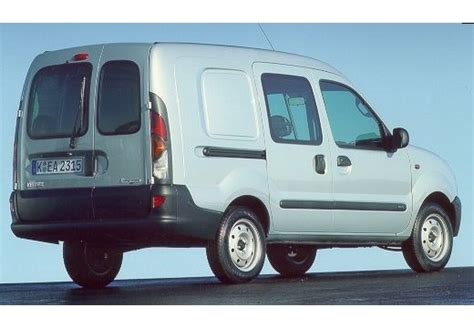 fiche technique renault kangoo express 1 5 dci 80 grand confort 2002