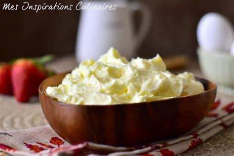 mousseline en cuisine crème mousseline inratable en image le cuisine de