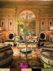 Celebrity Home: Inside Donatella Versace's Apartment
