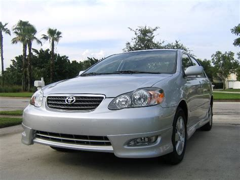 02 Toyota Corolla by Toyota Corolla S Sedan 02