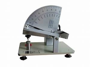QC-117 Coefficient of Friction Tester, QC-117A Motor ...