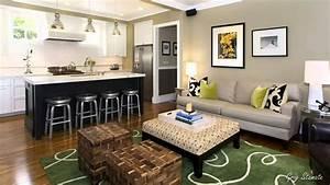 Small Basement Apartment Decorating Ideas - YouTube