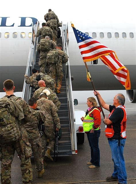 Maybe you would like to learn more about one of these? DVIDS - Images - 4 IBCT, 3rd Inf. Div. soldiers deploy to Afghanistan Image 3 of 9