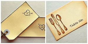 rustic wedding place cards rustic wedding chic With pictures of wedding place cards
