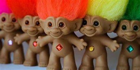 target  sell troll dolls history  toys