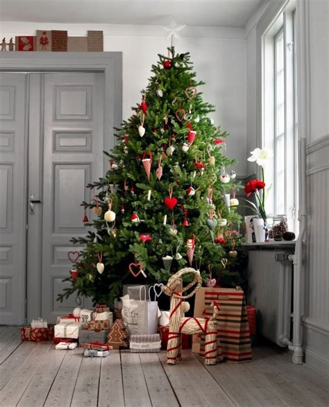 decor de noel 2014 julgran tree julpynt inspiration inspirati