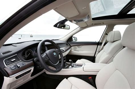 Bmw 5 Series Gt Gran Turismo 2018 Interior Img13 Its