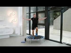 Abnehmen Mit Trampolin : bellicon home abnehmen f r einsteiger 1 mit daniel bellicon deutschland youtube sport ~ Buech-reservation.com Haus und Dekorationen