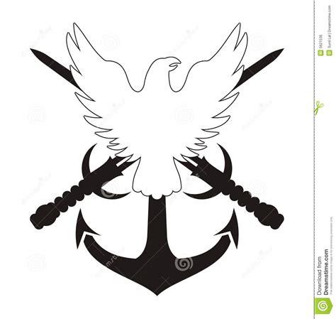 military logo royalty  stock image image