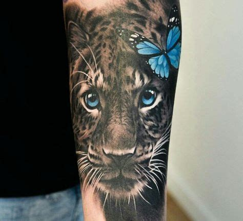 Tattoo Lion Cub