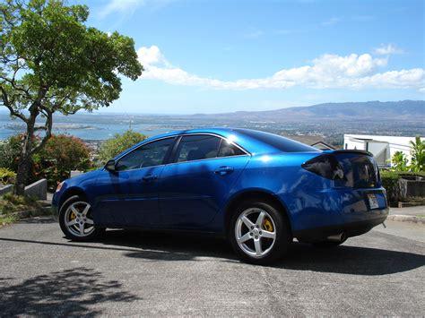2007 Pontiac G6  Information And Photos Momentcar