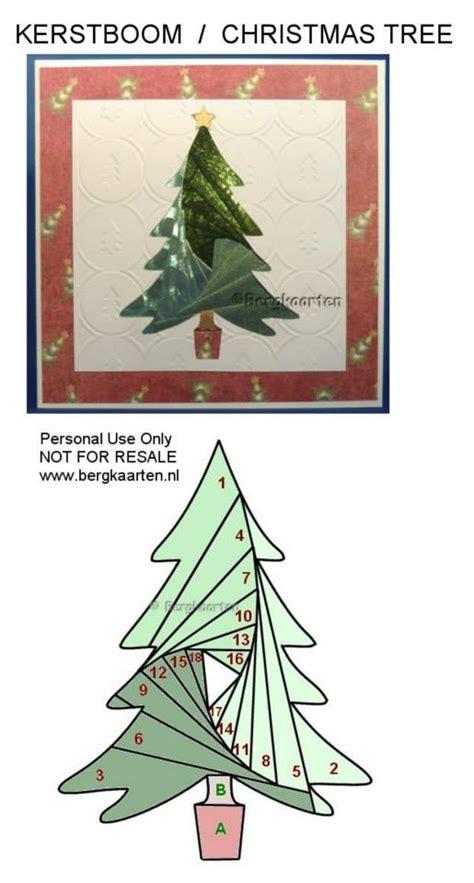 irisvouwen christmas tree