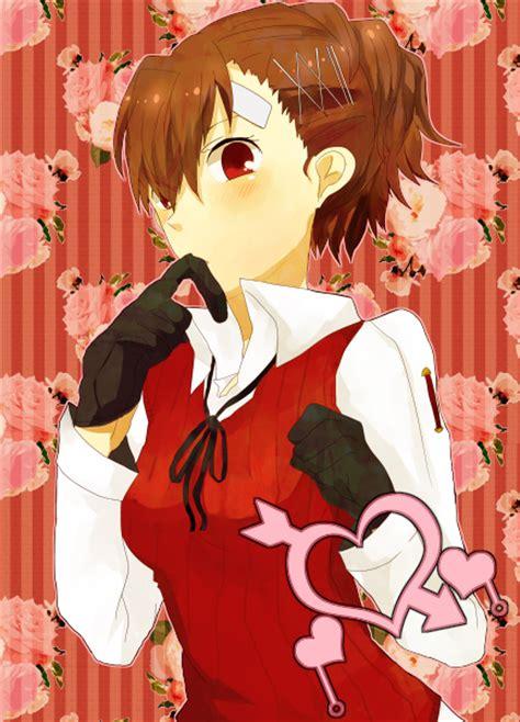 female protagonist persona  image  zerochan